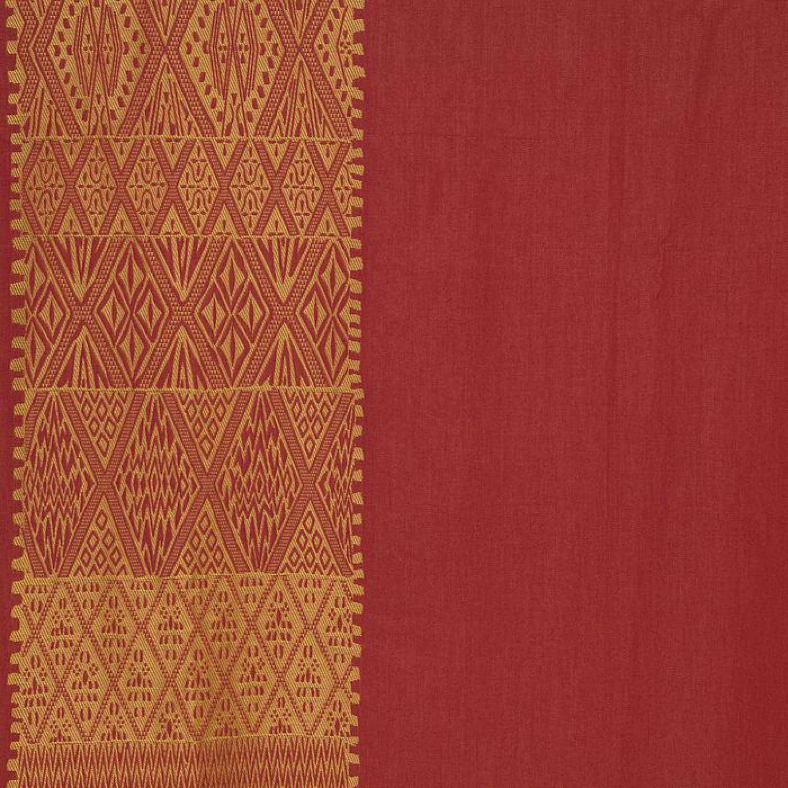 ETHNIC STRIPE 83 RED GOLD фото