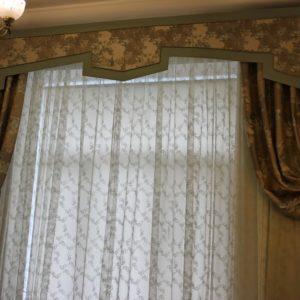 Шторы в спальную комнату на заказ фото-150