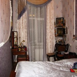 Шторы для спальни на заказ фото-250